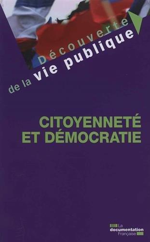 Citoyenneté et vie démocratique - 2e édition
