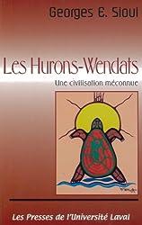 Les Hurons Wendats. Une civilisation méconnue
