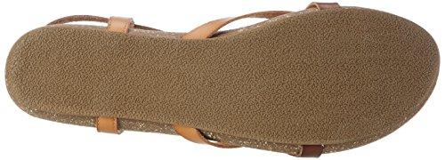 Blowfish Granola, Tongs Femme Mehrfarbig (DESERT SAND/BRZ/WHISKEY)
