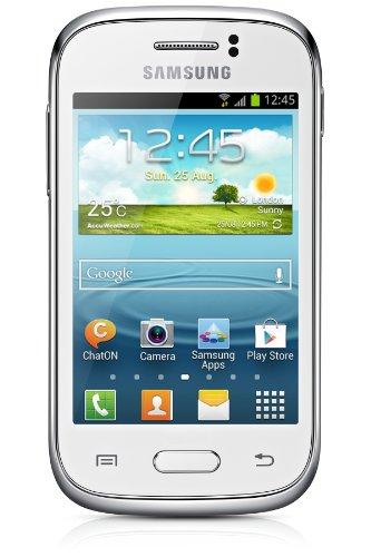 Samsung Galaxy Young (S6310)   Smartphone libre Android (pantalla 3.27