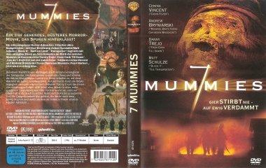 Bild von 7 Mummies DVD