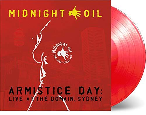 Armistice Day: Live..-Clr [Vinyl LP] -