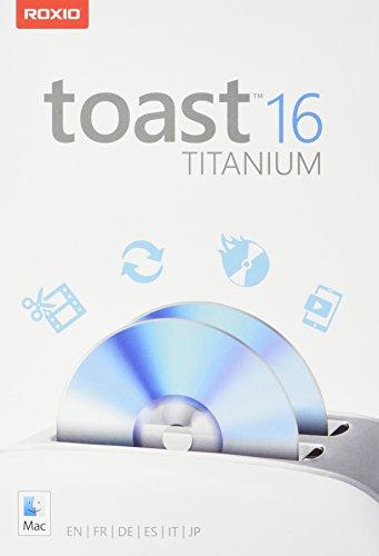Corel RTOT16MLMBEU Roxio Toast 16 Titanium