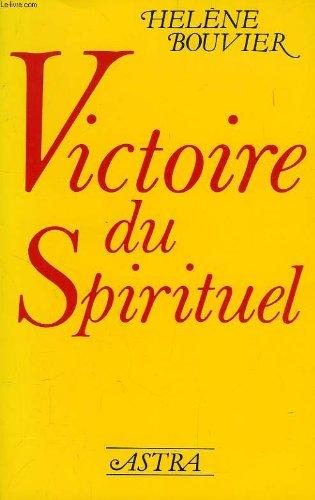 Victoire du spirituel