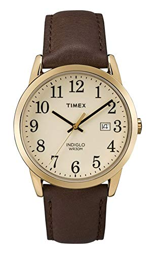 Timex Herren-Armbanduhr Man Easy Reader Analog Quarz TW2P75800