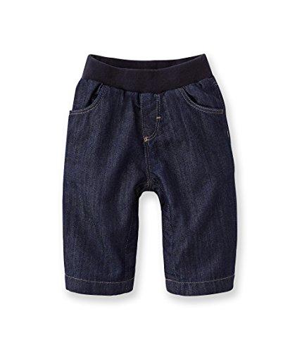 Petit Bateau Unisex Baby Jean, Blau (Jean 69), 86 (Herstellergröße: 18m/81cm) (Petite Jeans Gefüttert)