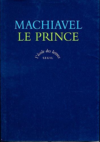 Le prince, suivi de