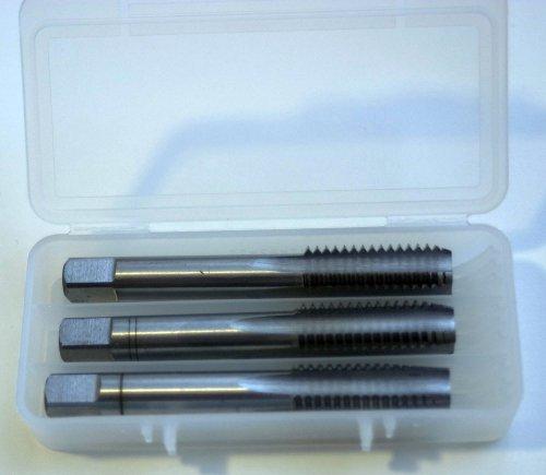 Hand-Gewindebohrer Set Satz (3Stk) M 10,0x1,5 HSS DIN352 Rechts Rechtsgewinde NEU & Original M10x1,5 M 10x1,5