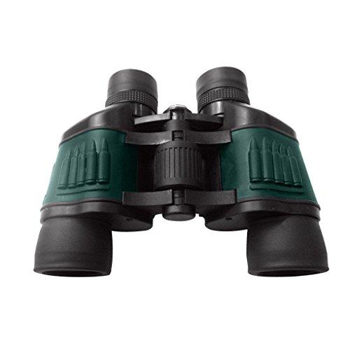 MUANI 7x35 Zoom Hochleistungs-Blau HD Fully Multi-Coated Tagesnachtsicht-Fernglas Teleskop Vogelbeobachtung Sternbeobachtung