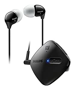 philips shb5100bk 00 in ear bluetooth kopfh rer. Black Bedroom Furniture Sets. Home Design Ideas