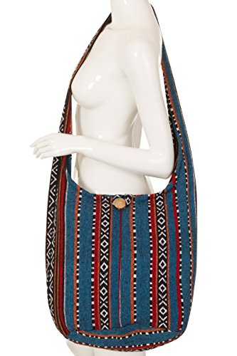 ThaiUK, Borsa a spalla donna Multicolore #82 #82