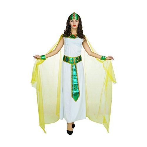 Sea Hare Cleopatra di costume delle donne egiziano regina del costume del Nilo