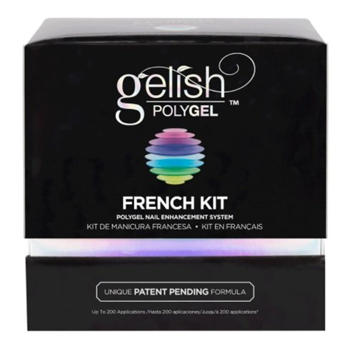 Harmony Gelish - PolyGel - French Kit - Gelish Ph Bond