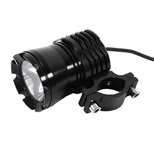 Keenso U330W moto LED impermeabile spot faro, 12V impermeabile spot a LED CREE LED luce di azionamento per moto auto barca off Road