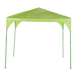 ikea lotsudden pavillon gr n 250x250 cm einfach zusammenfalten uv schutz. Black Bedroom Furniture Sets. Home Design Ideas