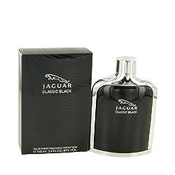 Jaguar Classic Black by Jaguar Eau De Toilette Spray 3.4 oz for Men