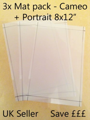 a4-value-cutting-mat-x3-pack-suitable-for-silhouette-cameo-carrier-sheets