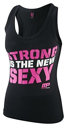 "Top - MusclePharm ""Strong Is The New Sexy"""