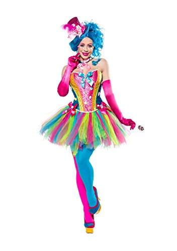 Karneval Kostüm Candy Girl - Mask Paradise Damen Kostüm-Set Candy Girl