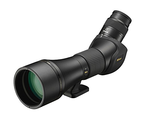 Nikon Monarch 82ED-A - Telescopio (1 m, Negro, 108 mm, 112 mm, 1,64 kg)