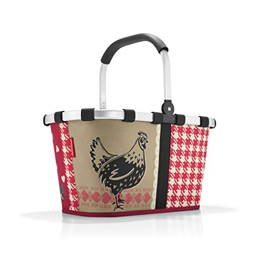 Reisenthel Bk4044 Borsa da spiaggia, 49 cm, 22 litri, Colore Spots Navy Special Edition Country