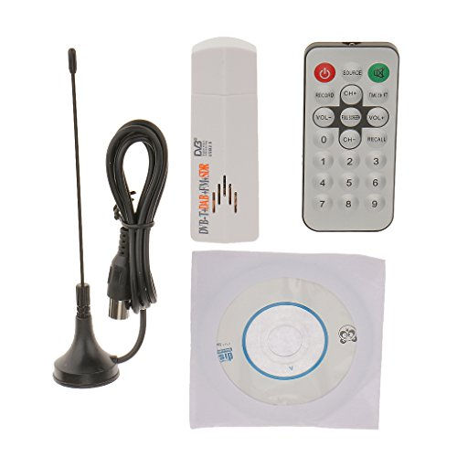 Rtl2832u + R820t USB 2.0 Digital de DVB-T Receptor SDR + Sintonizador
