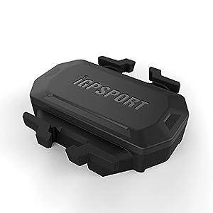 41%2Bzbv2m89L. SS300 IGPSPORT Sensore di velocità e sensore di Cadenza per Bici con modulo Dual Bluetooth e Ant+