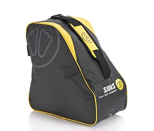 Sidas Ski Boot Bag, Black, 40 x 42.5 x 24 cm