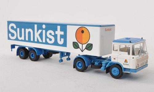 daf-ft-2600-caja-remolque-sunkist-modelo-de-auto-modello-completo-brekina-187