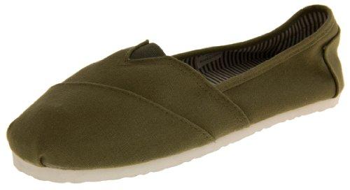 Footwear Studio , Chaussures de ville à lacets pour garçon Vert - Khaki
