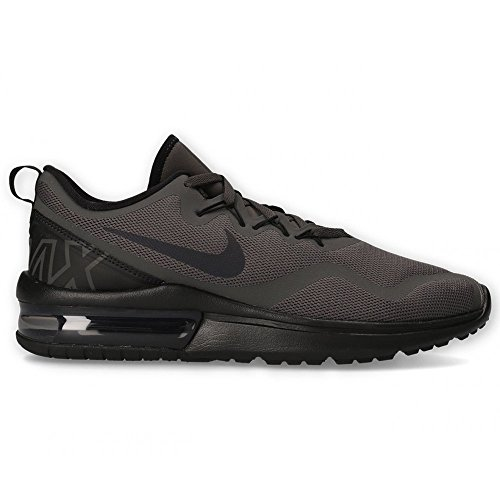 Nike Herren Air Max Fury Laufschuh, (Midnight Fog/Multi-Color-Black), 45 EU (Nike Flex Fury)