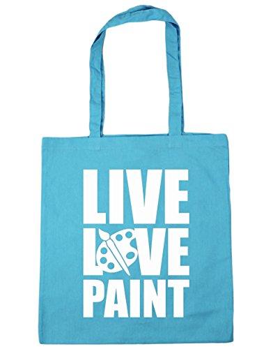 hippowarehouse-live-love-paint-tote-shopping-gym-beach-bag-42cm-x38cm-10-litres