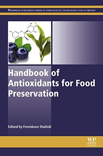 Handbook of Antioxidants for Food Preservation (Woodhead Publishing Series in Food Science, Technology and Nutrition 276) (English Edition)