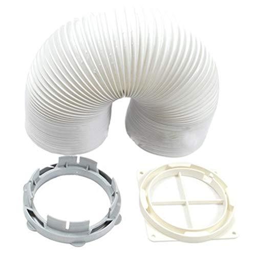 Spares2go - Manguera ventilación secadora White Knight