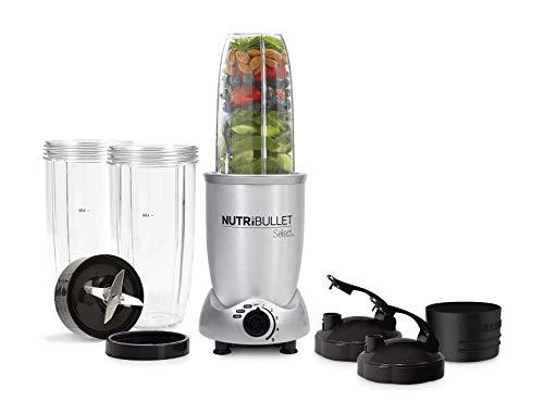 NutriBullet extracteurs River n9°C-0928-Extracteur de nutriments, 1.000W, Silver