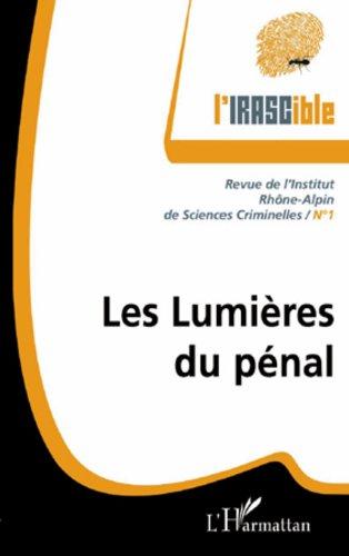 Livre Les Lumières du pénal epub pdf