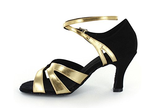 TDA - Ballroom donna Black/Gold