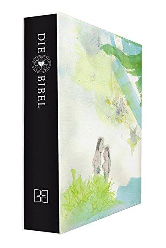 """Die Bibel nach Martin Luthers Übersetzung: Lutherbibel revidiert 2017; Standardausgabe mit Apokryphen; Edition """"Janosch"""""""