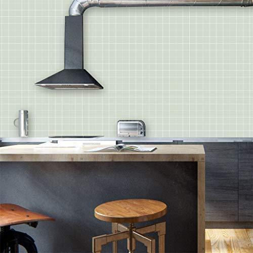 Fliesenaufkleber Selbstklebende Wasserdichte Wandaufkleber DIY Mosaik Tapete Kunst Aufkleber für bad Küche Kunst Dekoration ABsoar
