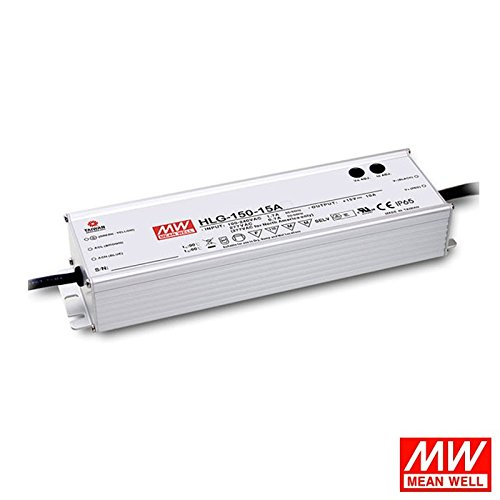 Preisvergleich Produktbild MeanWell Netzteil Trafo hlg-150h-12b 150W 24V IP671Ausgang