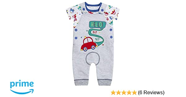 Ex Store Baby Boy Girl  2 Pack I Love Mummy Daddy Bodysuit Vests N//B 0 3 6 9 12