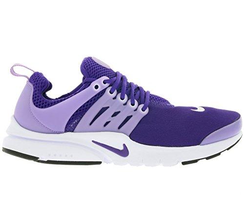 Nike - Presto (Gs), Scarpe sportive Bambina Viola (Weiß/court Purple Violett/urban Lila)