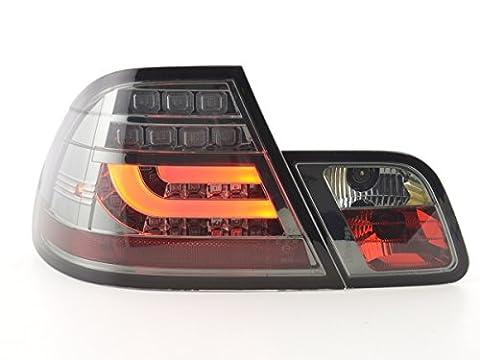 at72882–Feux arrière LED BMW SÉRIE 3E46Coupe Bj. 99–02noir