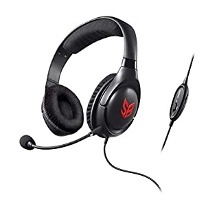 Creative HS-810 SB Blaze Gaming Headset, schwarz