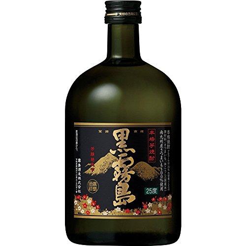 Kuro-Kirishima/Kirishima Schwarz Imo-Shochu 720ml Japanische Spirituosen aus Süßkartoffeln