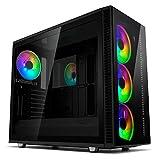 Fractal Design - FD-CA-DEF-S2V-RGB-BKO-TGD