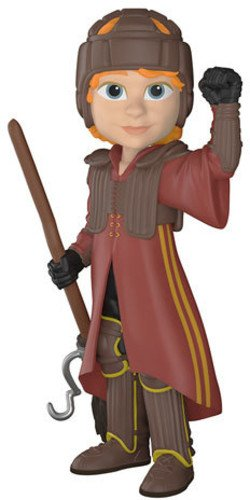 Funko - Figurine Harry Potter - Ron Quidditch Rock Candy 15cm - 0889698302869
