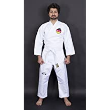 Hawk Sports Standard Uniforme Karate, Blanco, 120