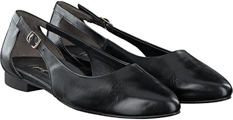 Paul verde   Ballerina klassisch spitz   nero | Bel Colore  | Gentiluomo/Signora Scarpa