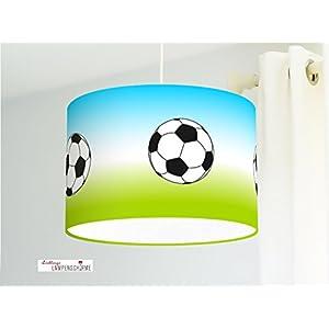 Lampenschirm - Fußball - 35cm - Wunschfarbe und Größe auf Anfrage